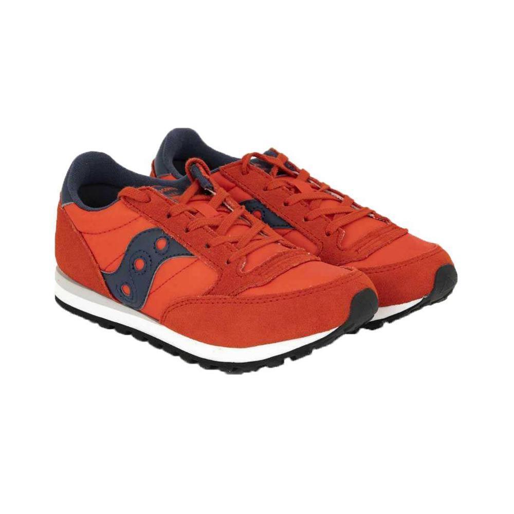 saucony saucony scarpa  kids rosso blu sk2596
