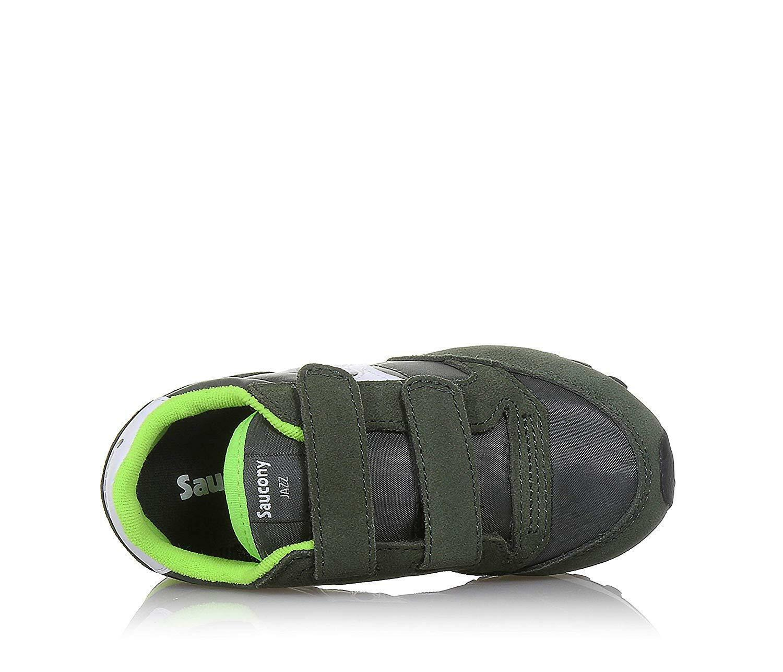 saucony saucony scarpa bambino verde bianco sk259621
