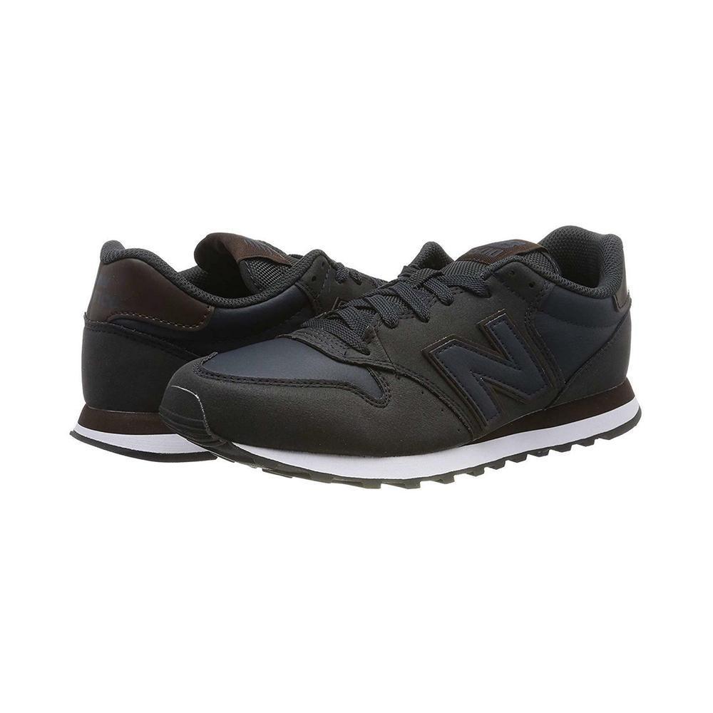 new balance new balance scarpa uomo grigio moro gm500nvb
