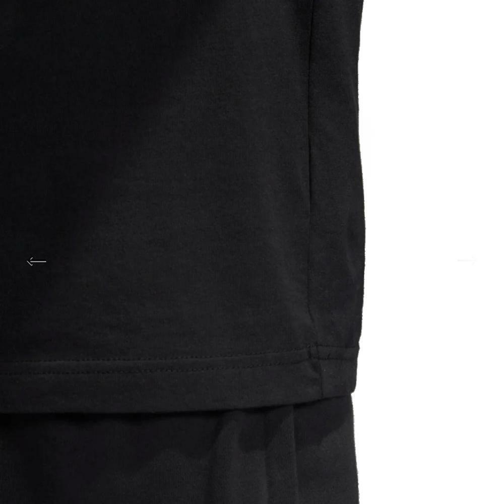 adidas adidas t-shirt bambino nero dv0816