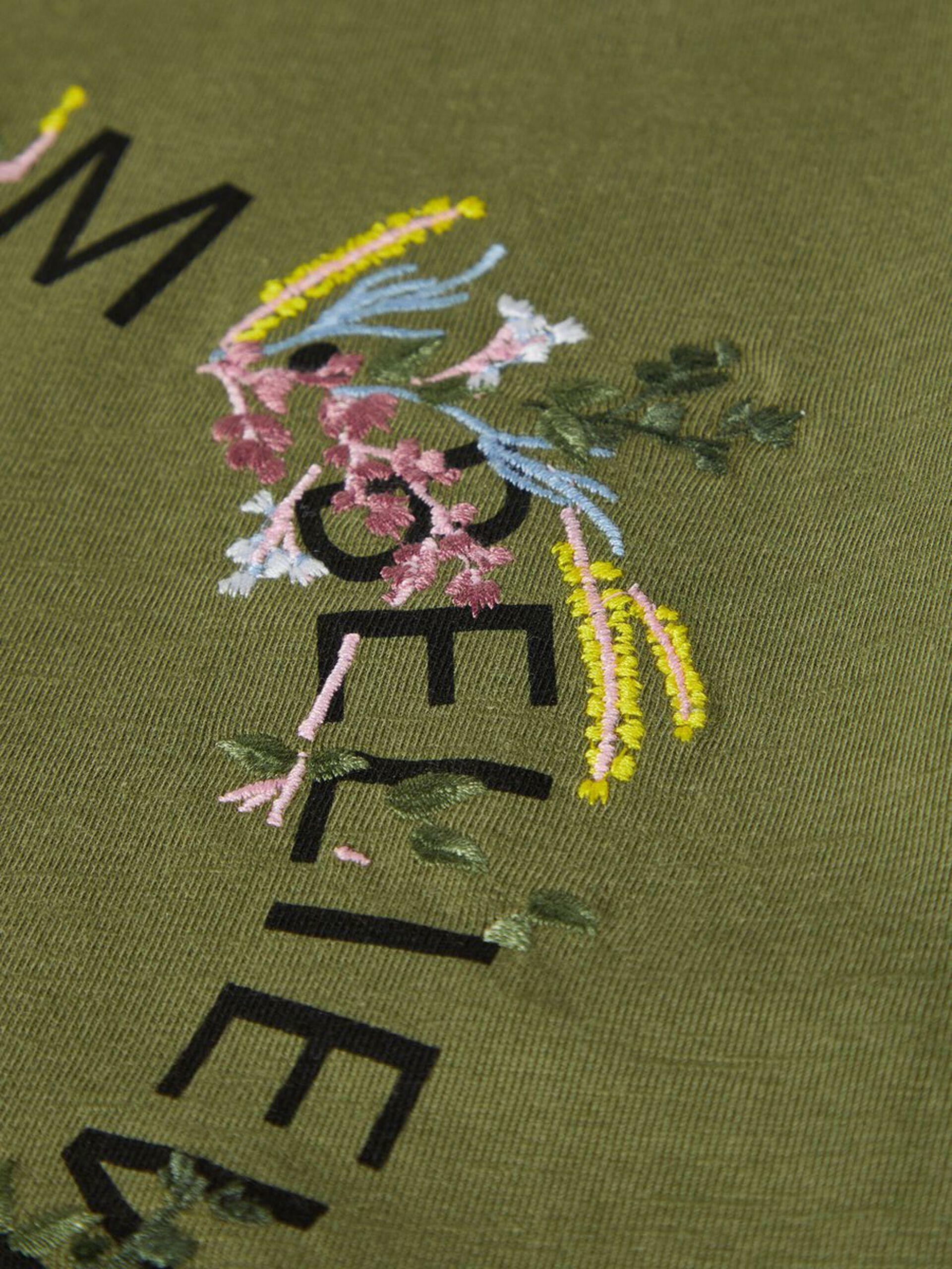 name.it name.it t-shirt bambina verde 13175837