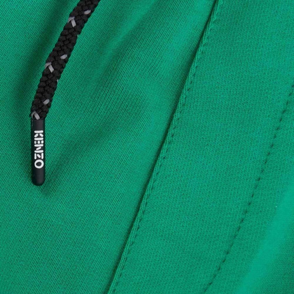 kenzo kenzo bermuda bambino verde kq25648