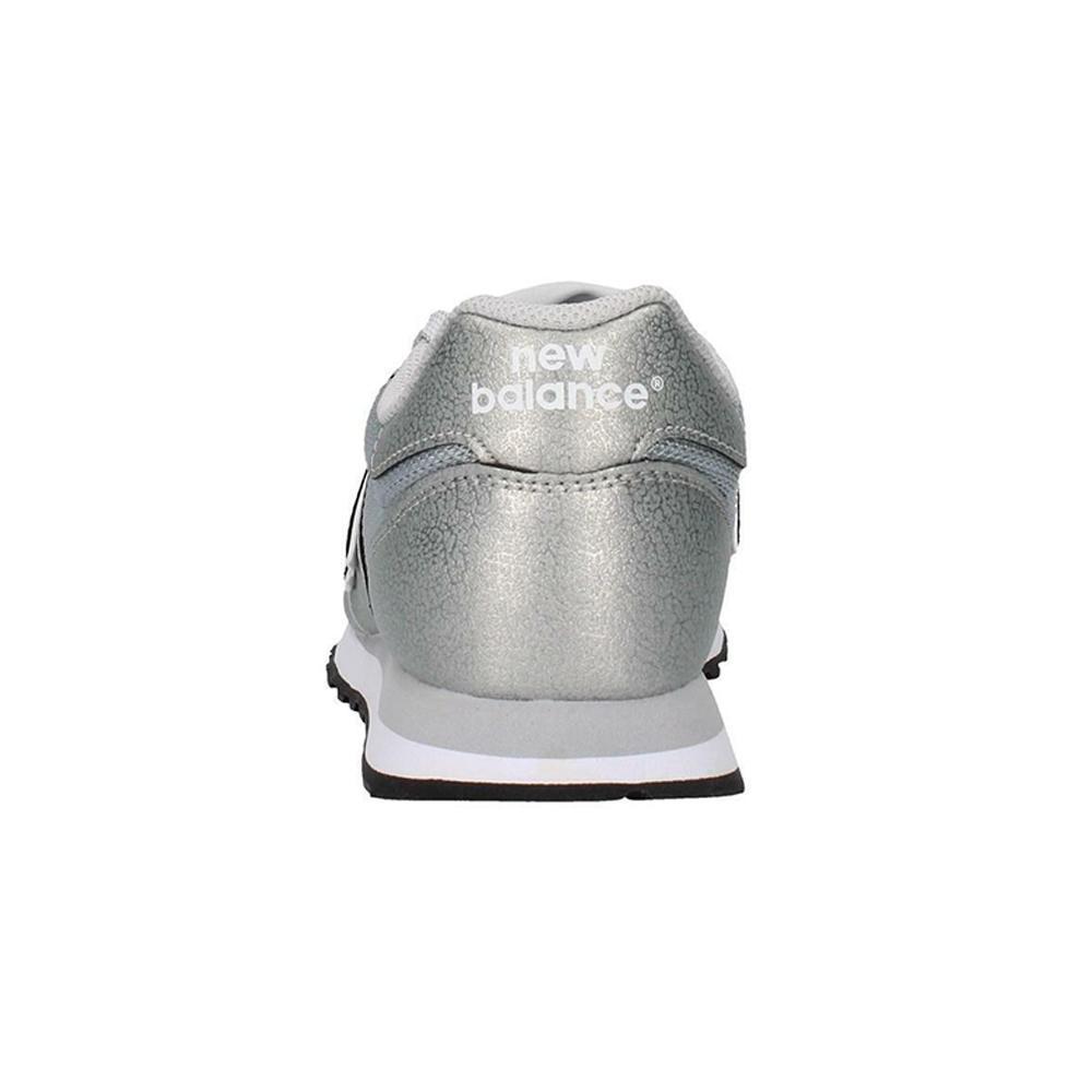 new balance donna ecopelle argento