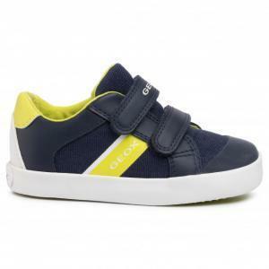 Geox sneakers bambino j947qa 0bcbu c0498 verde