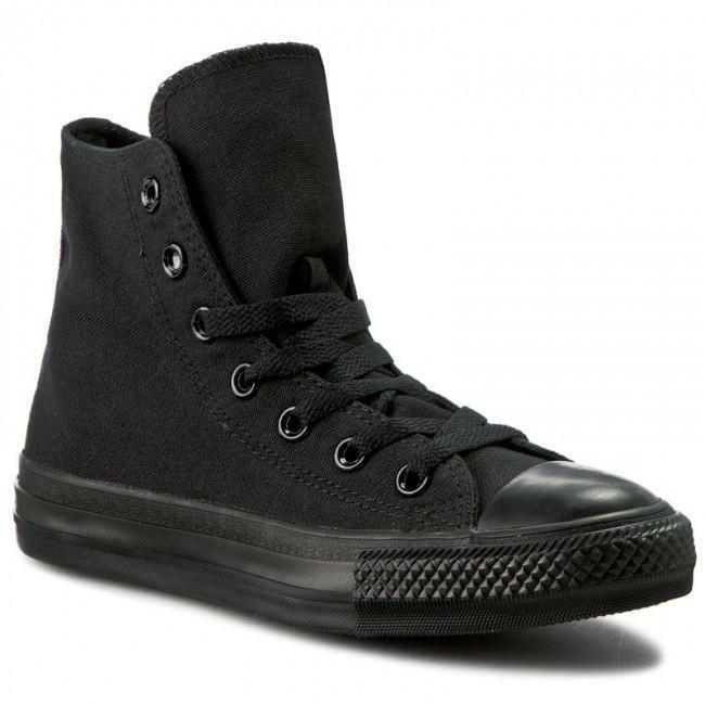 converse all star hi m3310c unisex nero