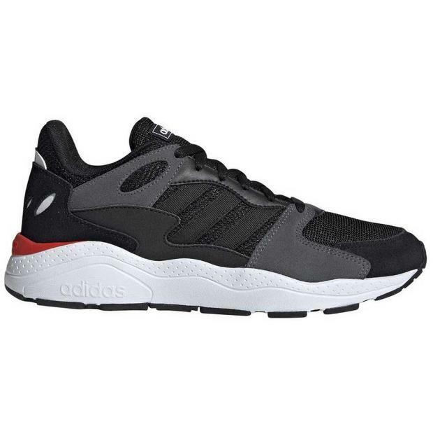 adidas adidas crazy chaos uomo sneaker sportiva ef1053 nero