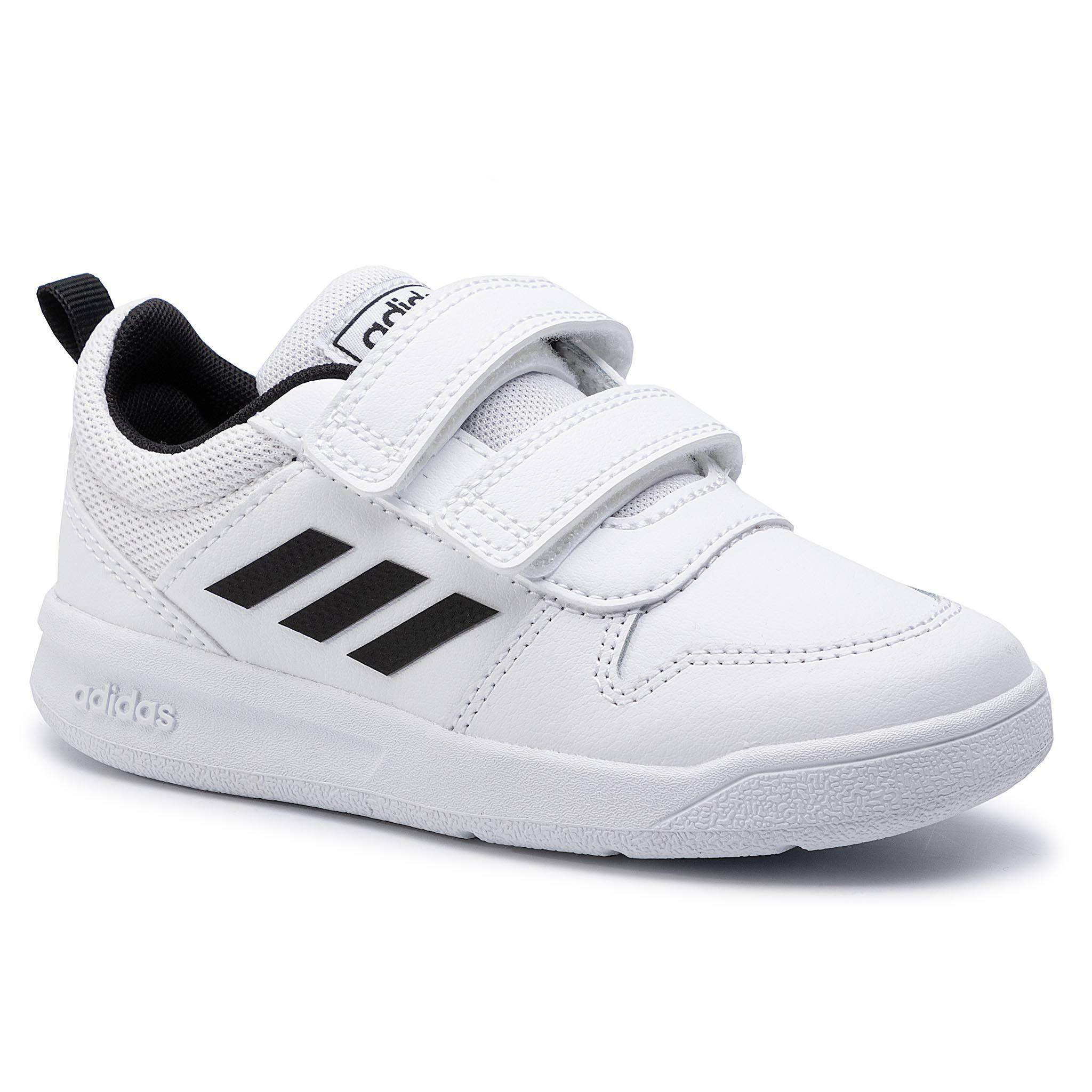 adidas adidas tensaur i bambino strappo sportivo ee1103 bianco