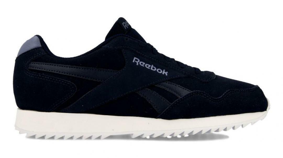 reebok reebok royal glide uomo sneaker sportiva dv6818 blu