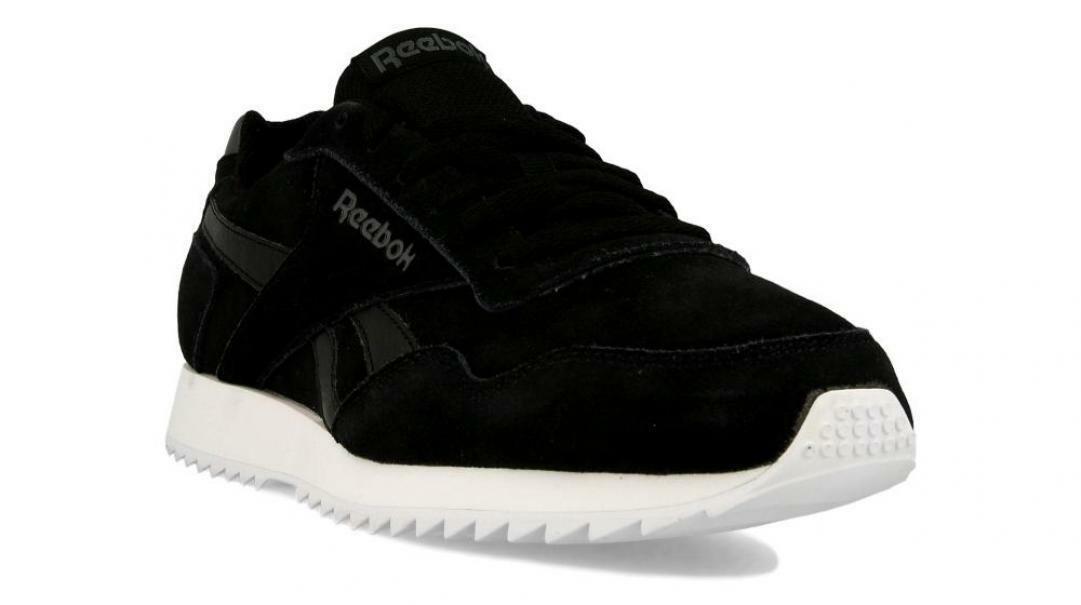 reebok royal glide uomo sneaker sportiva dv6819 nero