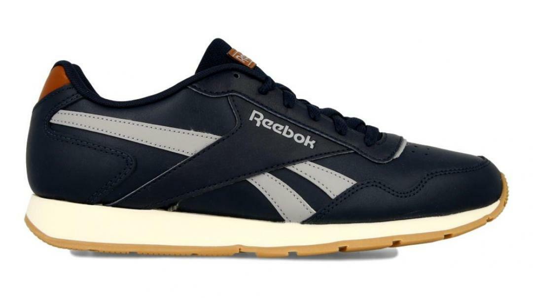 reebok royal glide uomo sneaker sportiva dv8783 blu