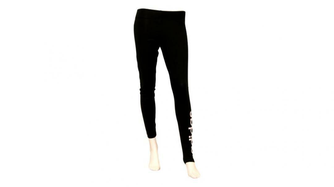 adidas adidas leggings donna dp2386 nero