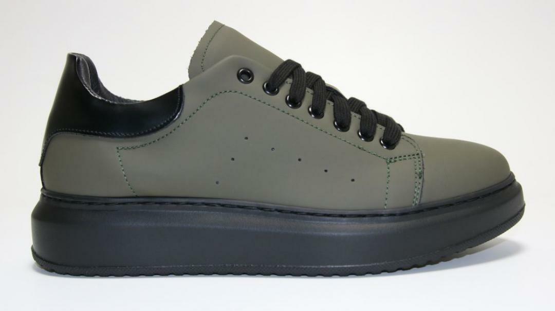 sergio cippitelli sergio cippitelli sneakers uomo 955 militare