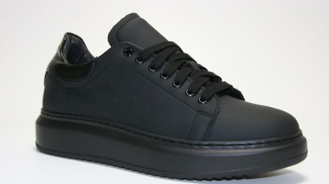 sergio cippitelli sneaker uomo 995 nero