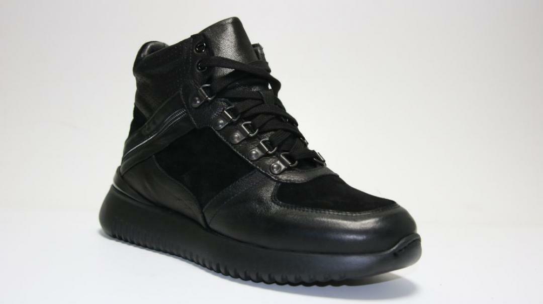 sergio cippitelli sergio cippitelli sneakers alta uomo 336 nero