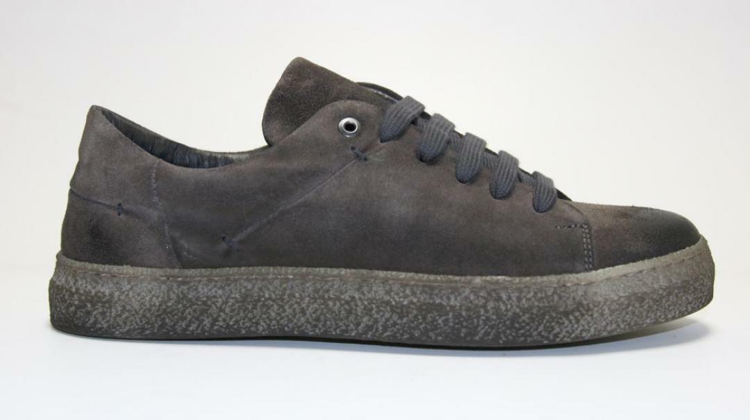 sergio cippitelli sergio cippitelli sneakers bassa 70 ex grigio