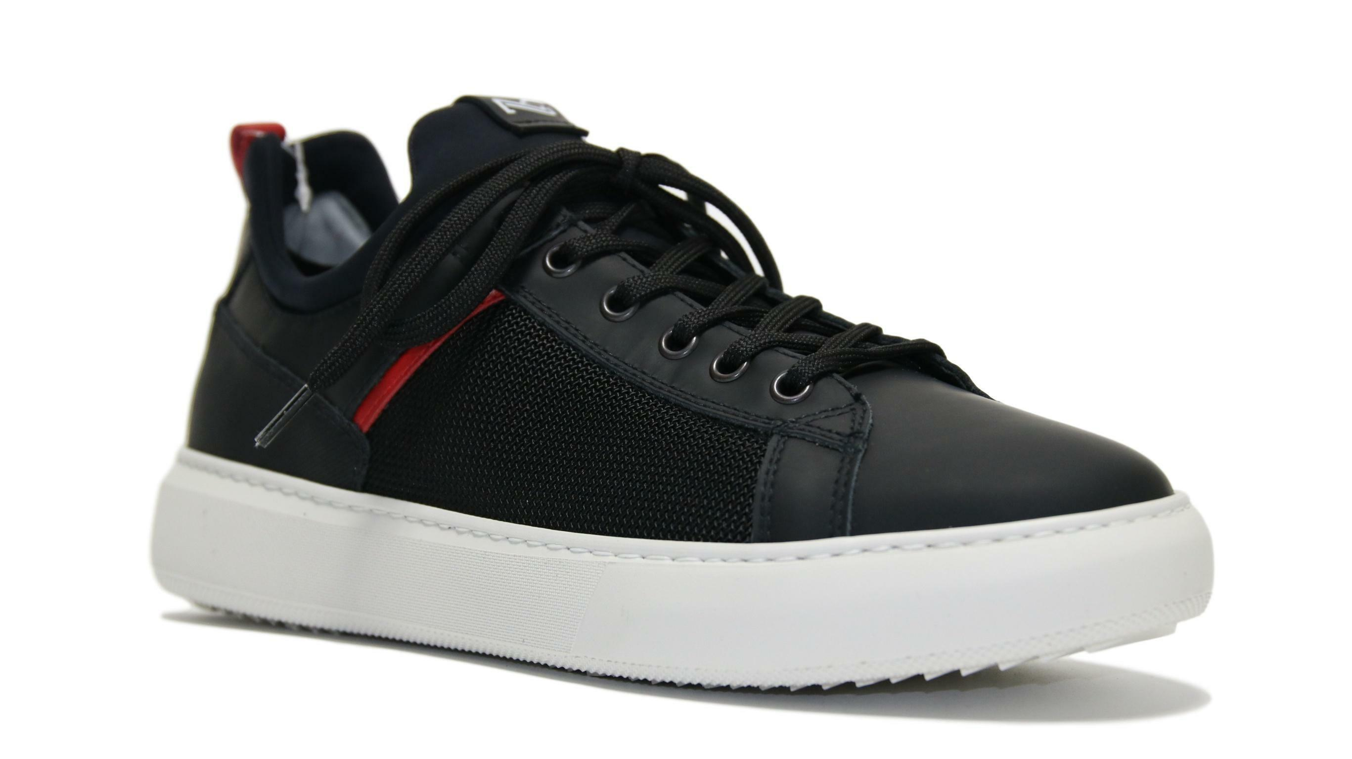 nero giardini sneakers a901292u 100 uomo nero