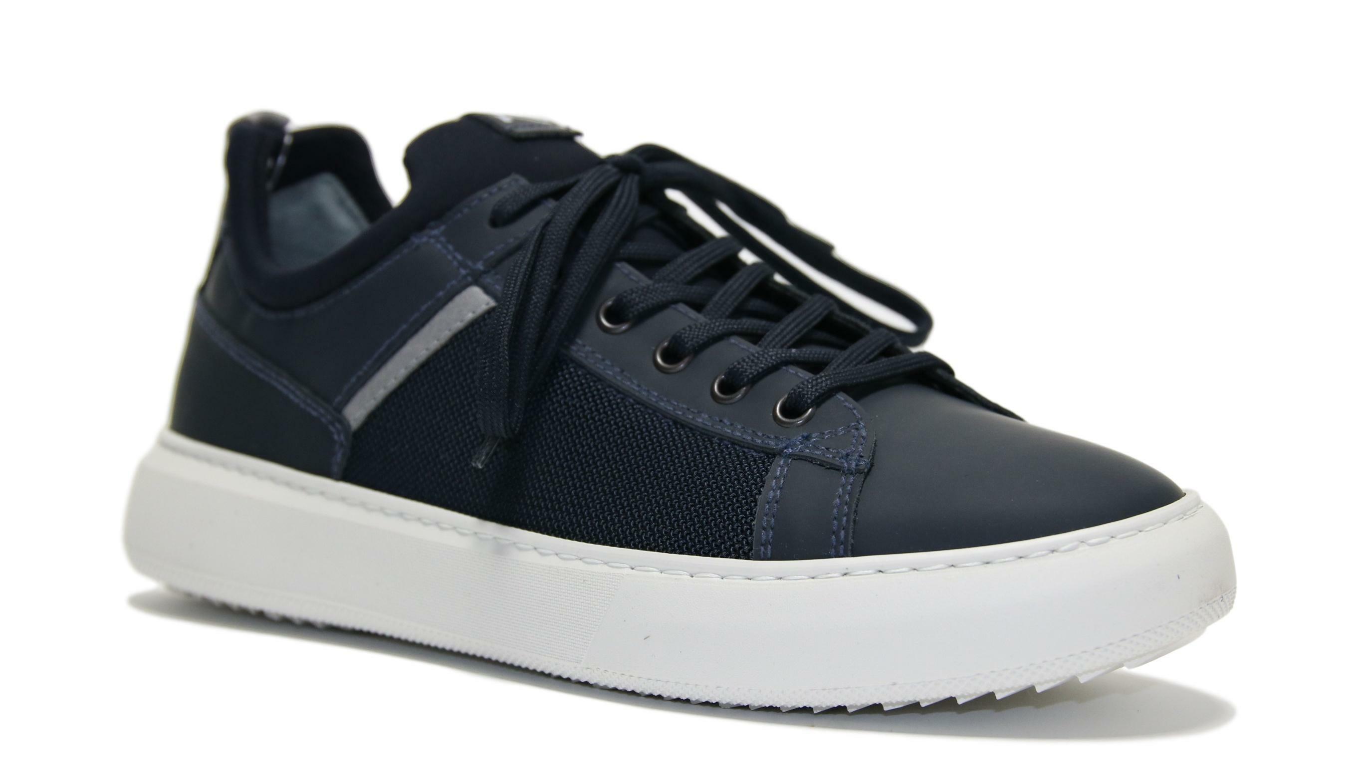 nero giardini nero giardini sneakers uomo a901292u 223 blu