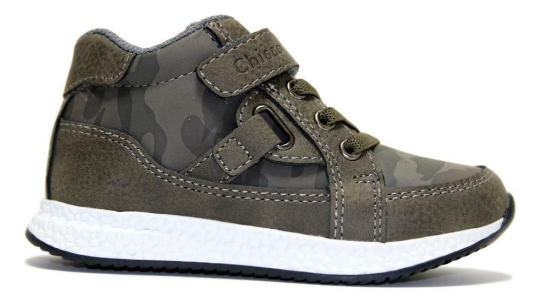 chicco chicco sneakers bambino 62585 verde