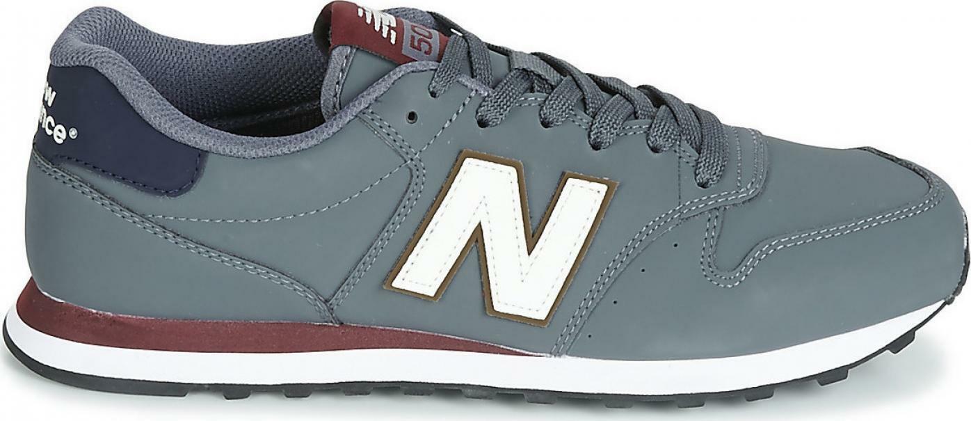 new balance new balance sportivo uomo gm500wbg grigio