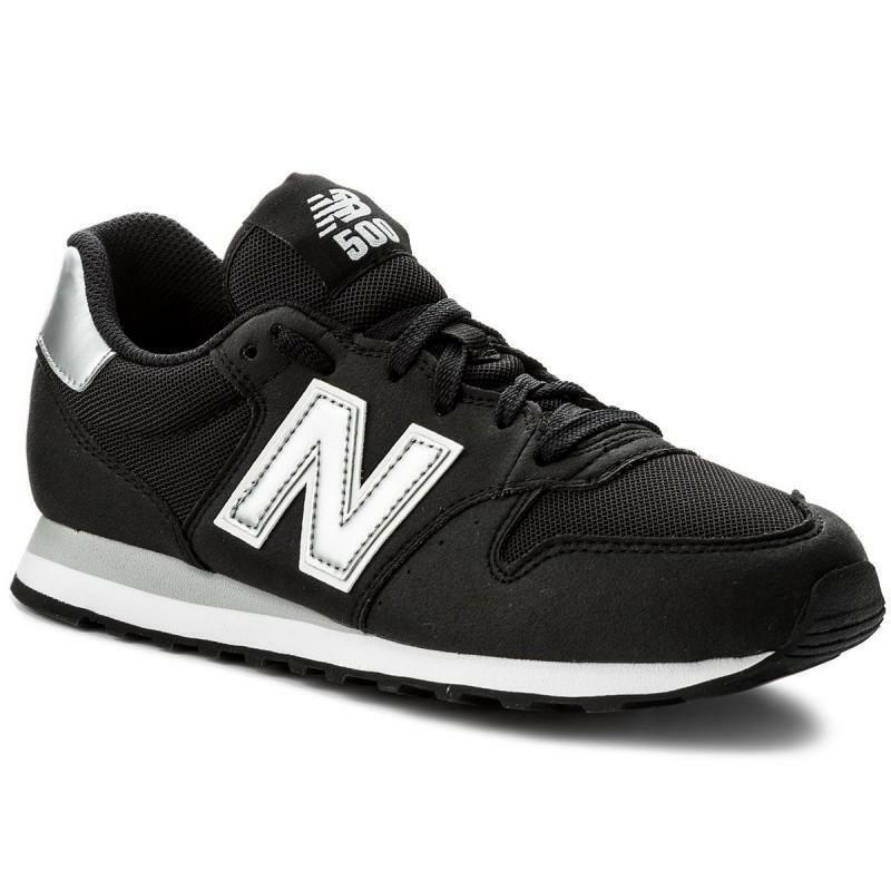 new balance new balance sportivo uomo gm500ksw nero