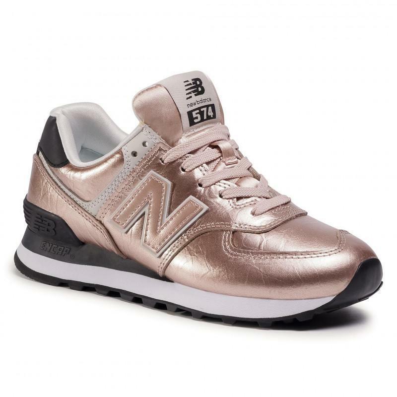 new balance new balance sportivo donna  wl574wer rosa