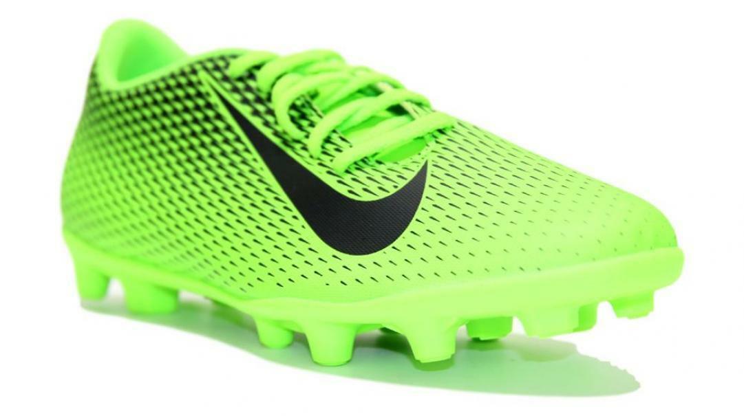 nike nike bravata ii (fg) calcio 844436 303 giallo