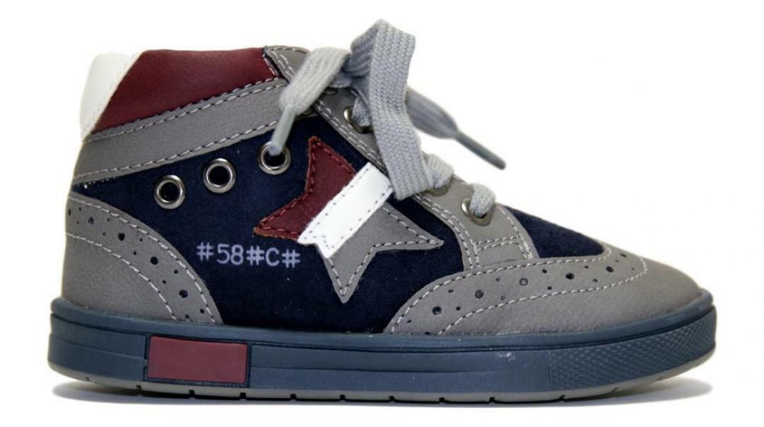 chicco chicco sneakers bambino 62594 grigio