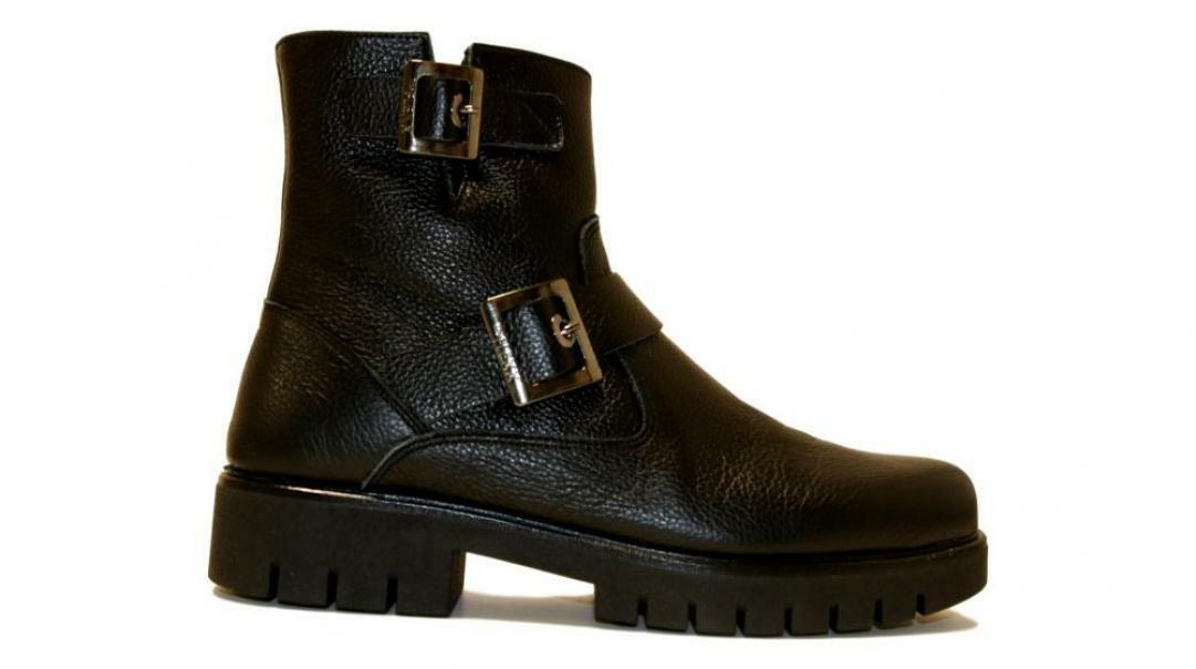 the flexx the flexx stivaletto donna  high line nero