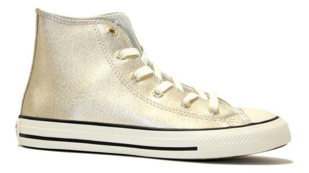 converse converse sneakers bambina ctas hi  665833c oro