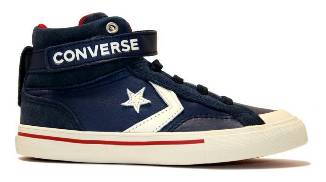 converse converse sneakers pro blaze str.hi bambino  665839c blu