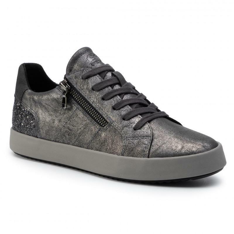 geox geox sneakers donna d946ha 0pvew c9004 grigio