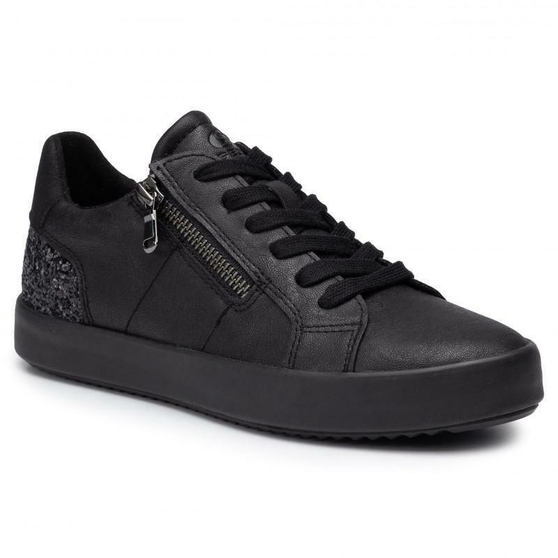 geox geox sneakers donnad946ha 0pvew c9999 nero
