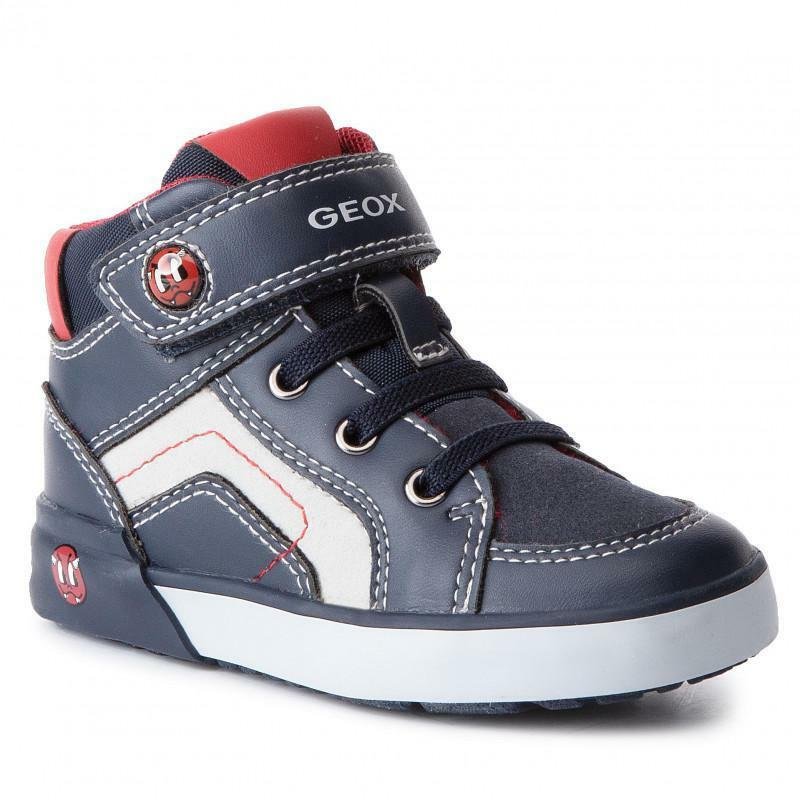 geox geox sneakers bambino b94a7d 054fu c4078 blu