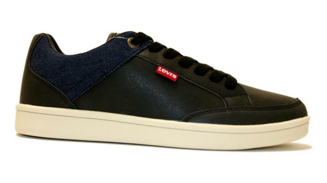 levis levis sneakers uomo 231206 nero