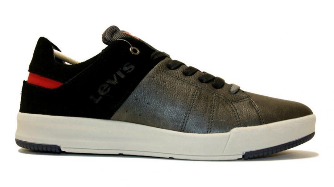 levis levis sneakers  uomo 231389 grigio