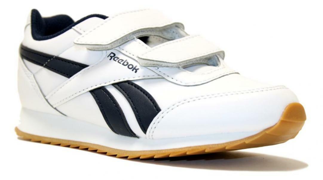reebok reebok royal cljog dv9092 bianco scarpe running unisex