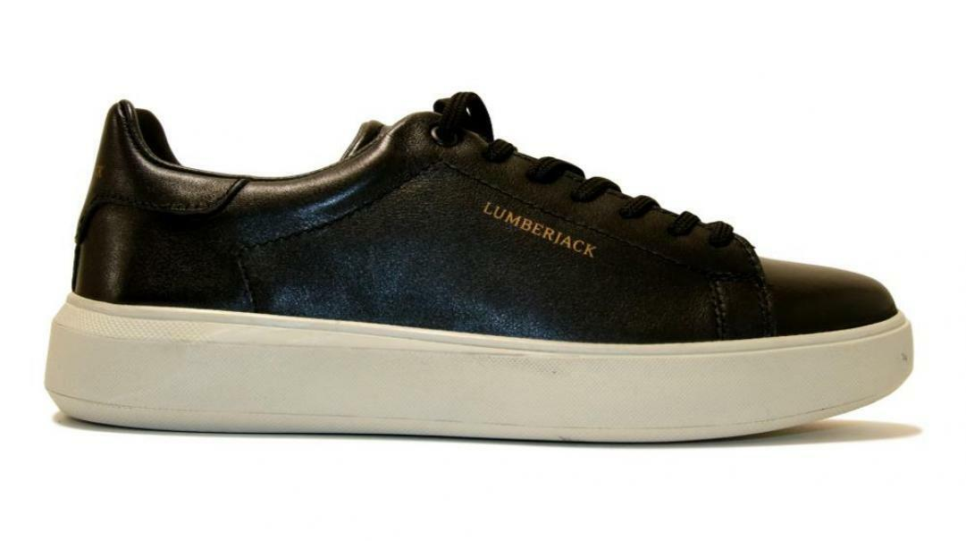 lumberjack lumberjack sneakers uomo sm70012-001 b01 nero