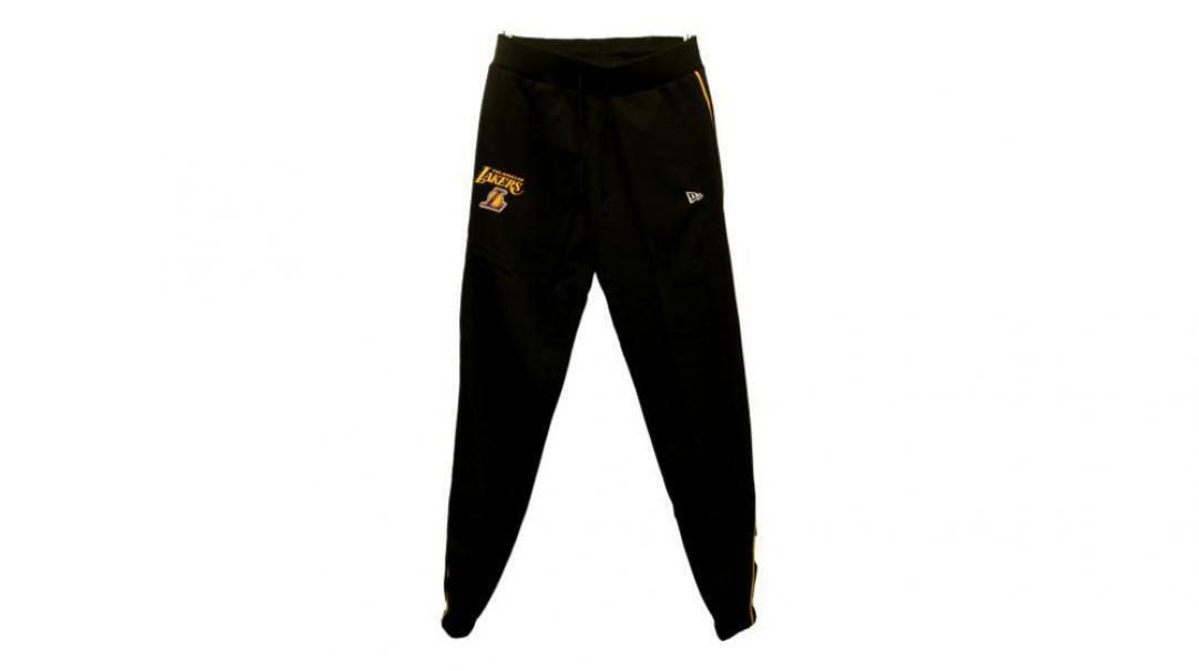 new era new era pants uomo 12123896 nero