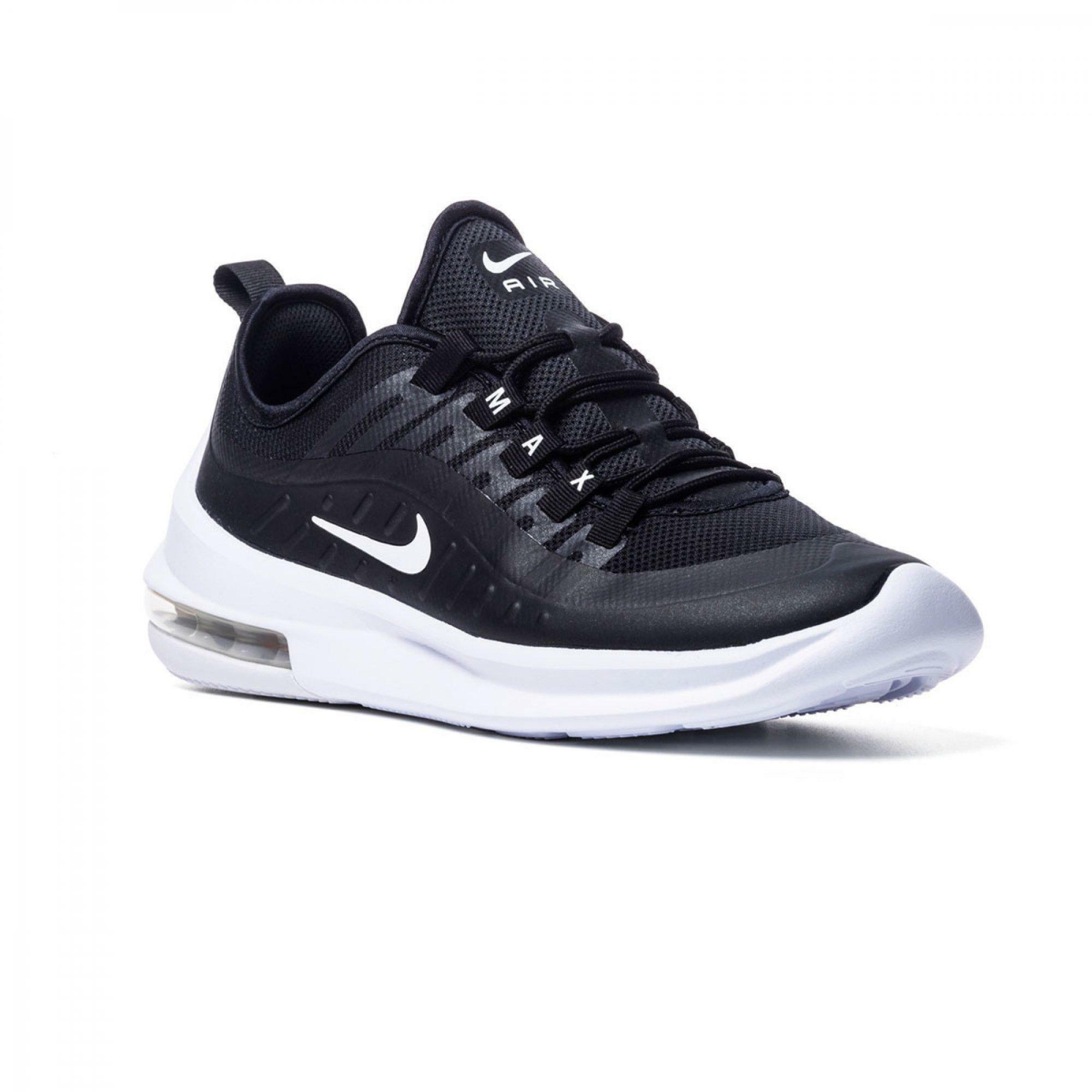nike nike air max axis (ps) sneaker bambino ah5223 001 nero