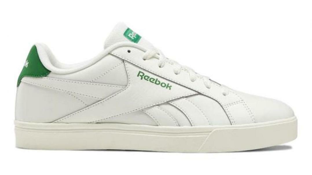 reebok reebok royal comple eg9462 bianco scarpe da tennis uomo