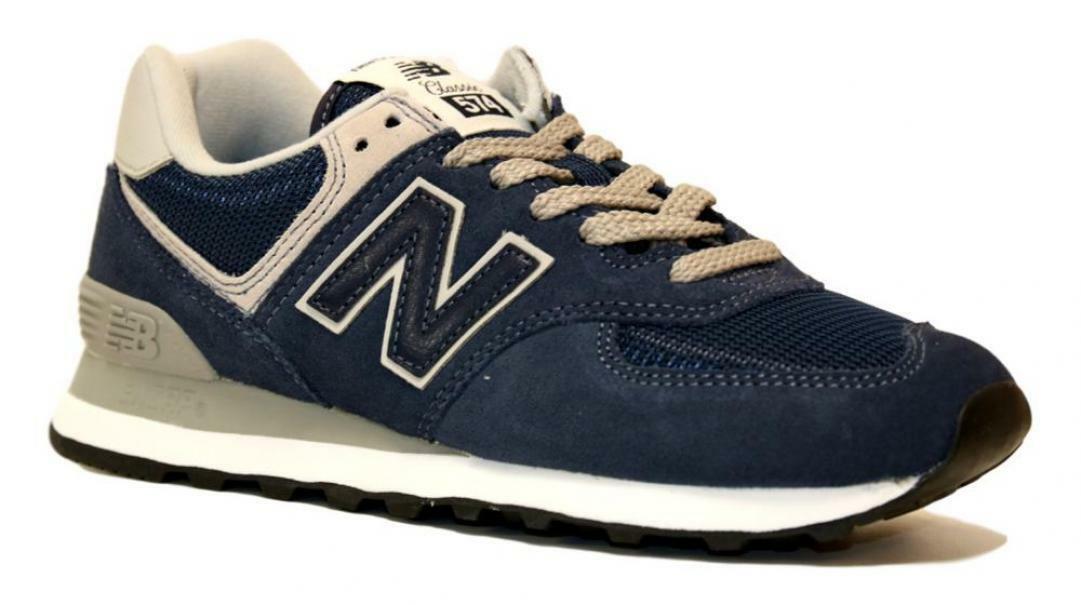 new balance new balance sportivo donna wl574en blu