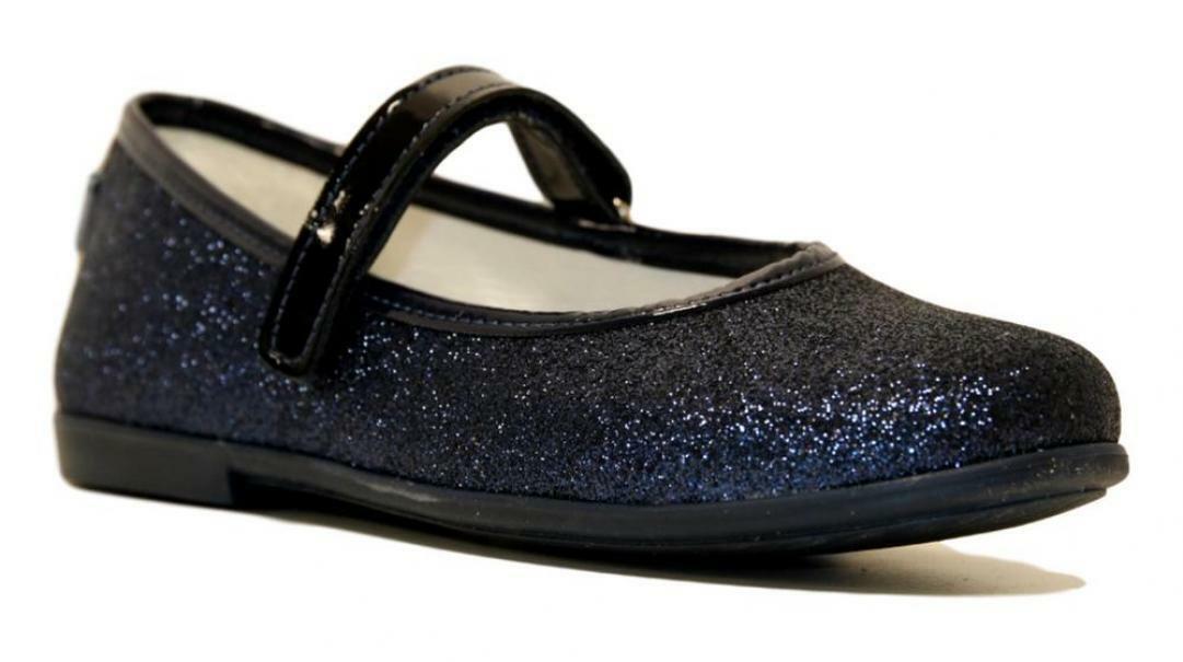 melania melania ballerina bambina me6050f0s.d blu glitter