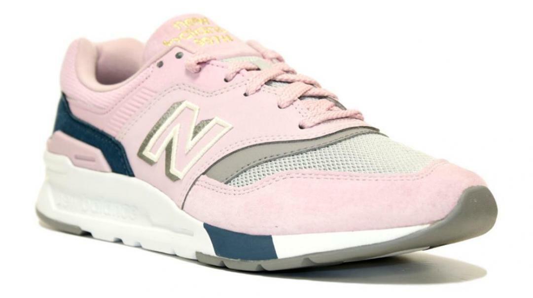 new balance new balance sportivo  cw997hak rosa