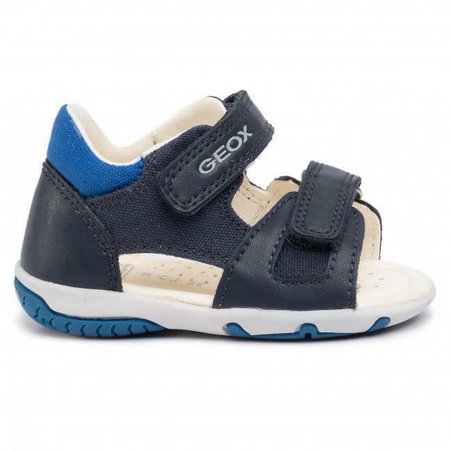Geox Sandalo Bambino Blu | Pallino