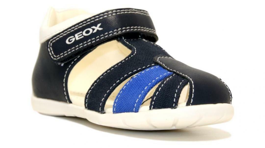 geox geox sandalo bambino b021pc 05410 c4226 blu