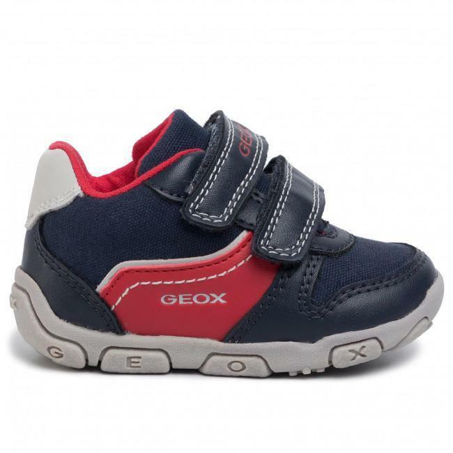 geox geox strappo sportivo bambino b0236a 01050 c0735 blu