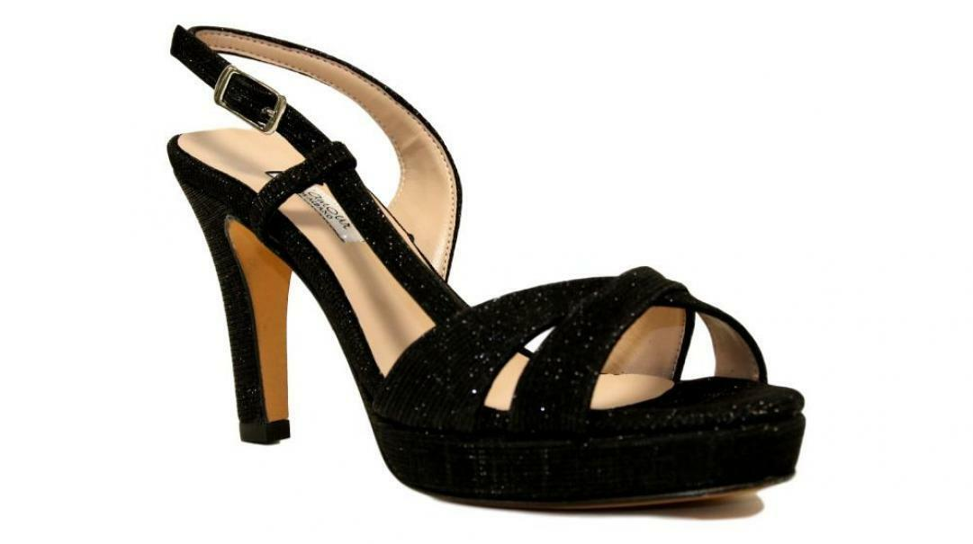 lamour lamour sandalo night nero  donna 205 nero