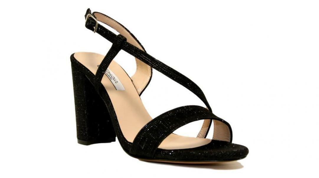 lamour lamour sandalo night nero  donna 232 nero