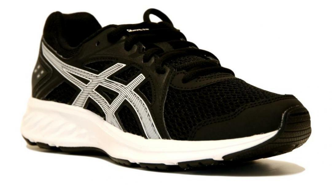 Asics jolt 2 gs blackwhite kids 1014a035