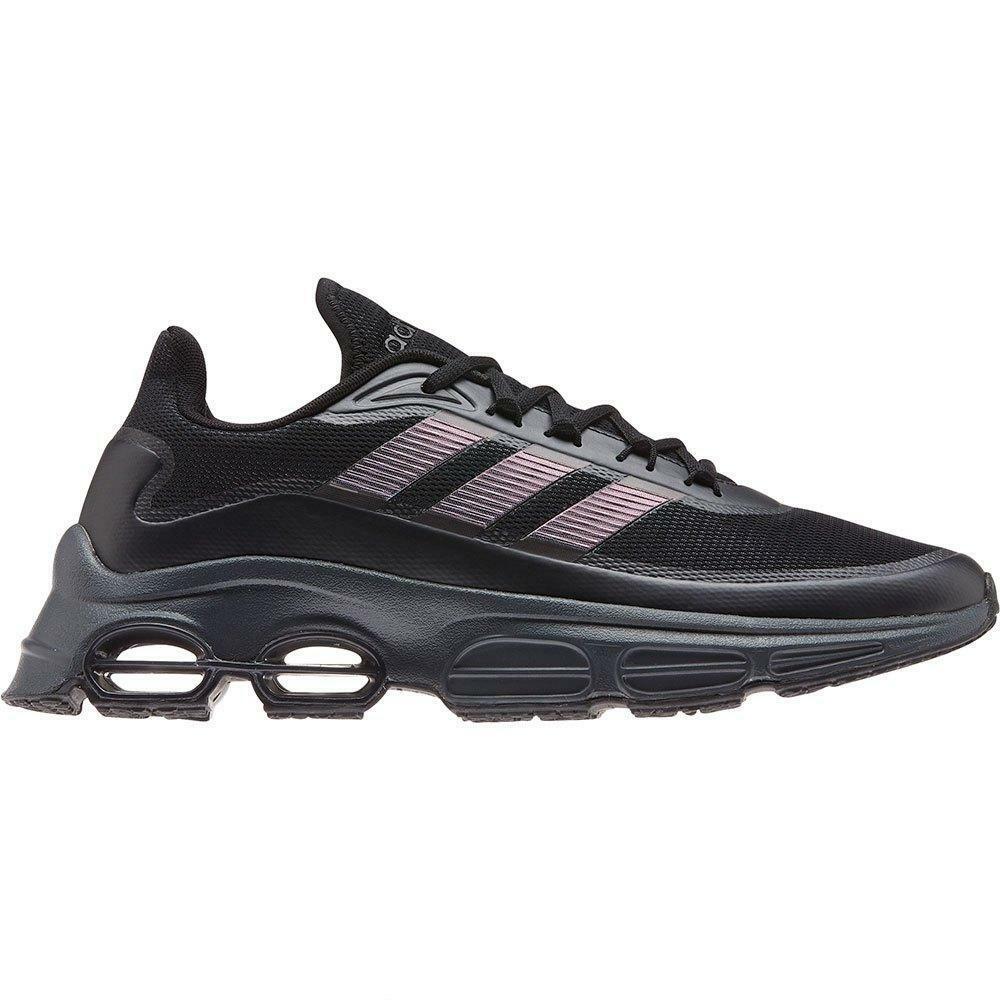 adidas adidas quadcube cblack/sigcor  uomo eg4390 nero